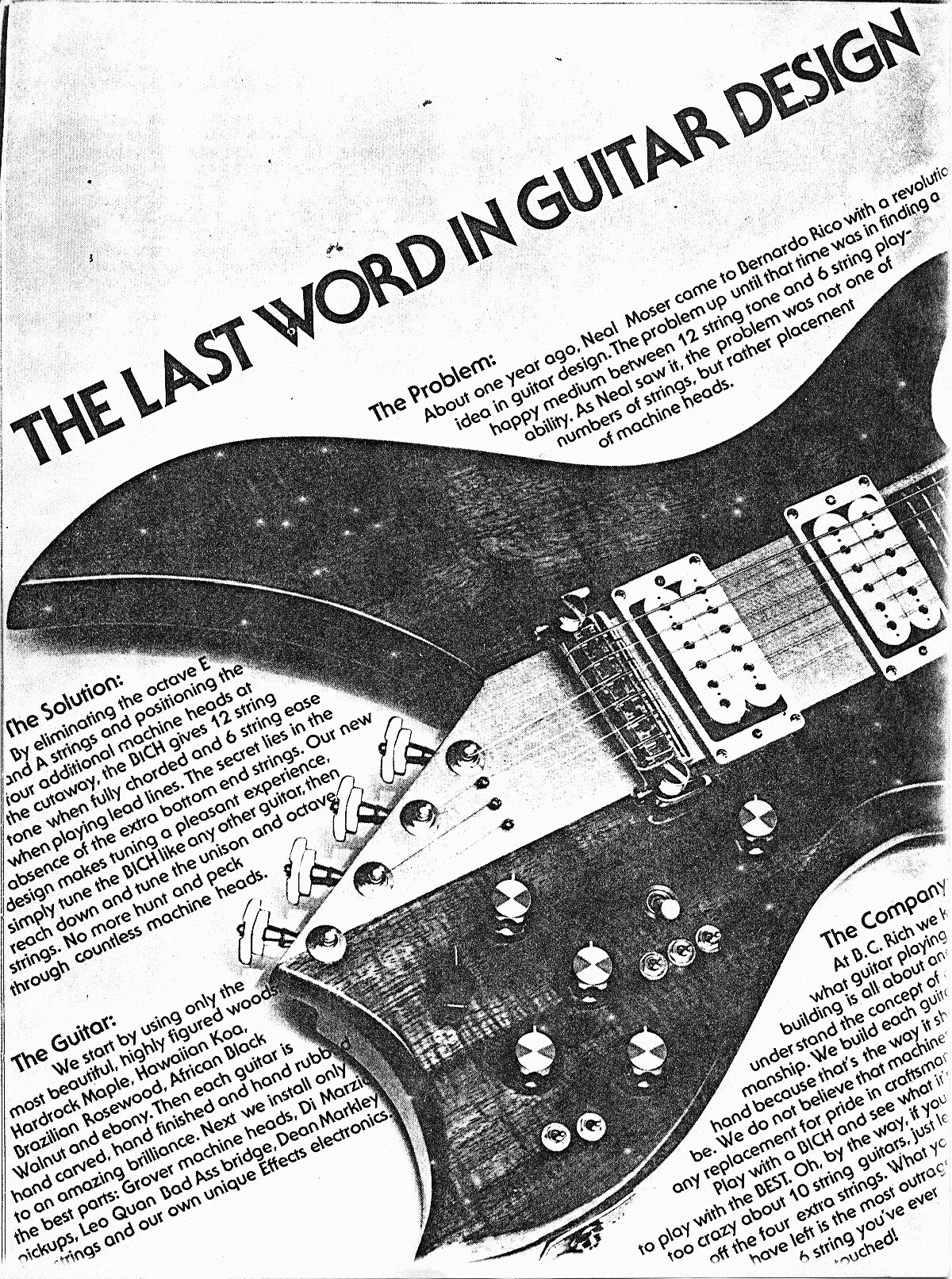 The Truth Of Bcrich By Great Father Ofrich Bich Mr Neal Moser 12 String Wiring Diagram You